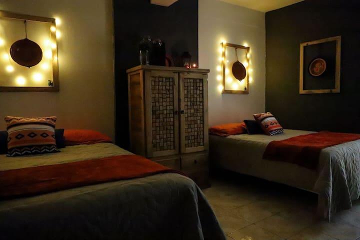 El callejón de Abasolo: Ome suite
