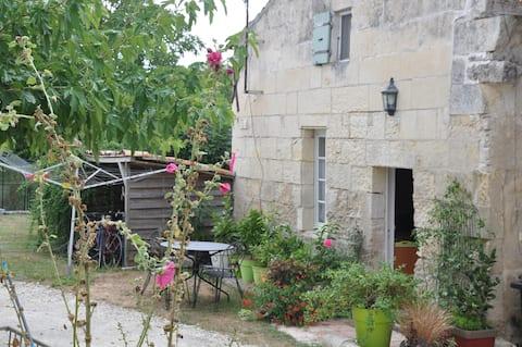 Petite maison de pierre location été à la semaine