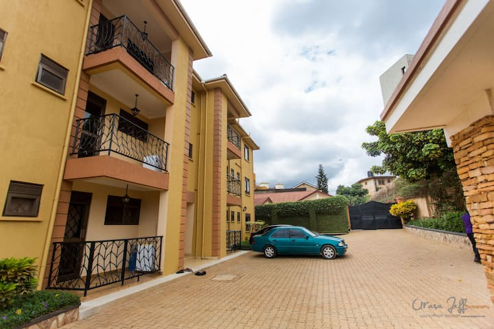 Decent central Kampala apartment