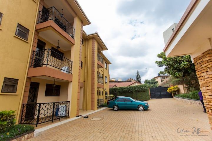 Decent Central Kampala Apartments