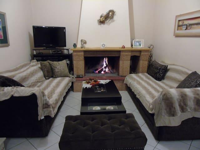 Amarillis House
