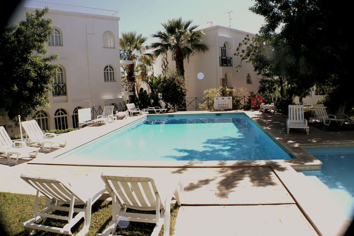 TAVIRA GARDEN  - Two Bedrooms- 2 Bath with Pools