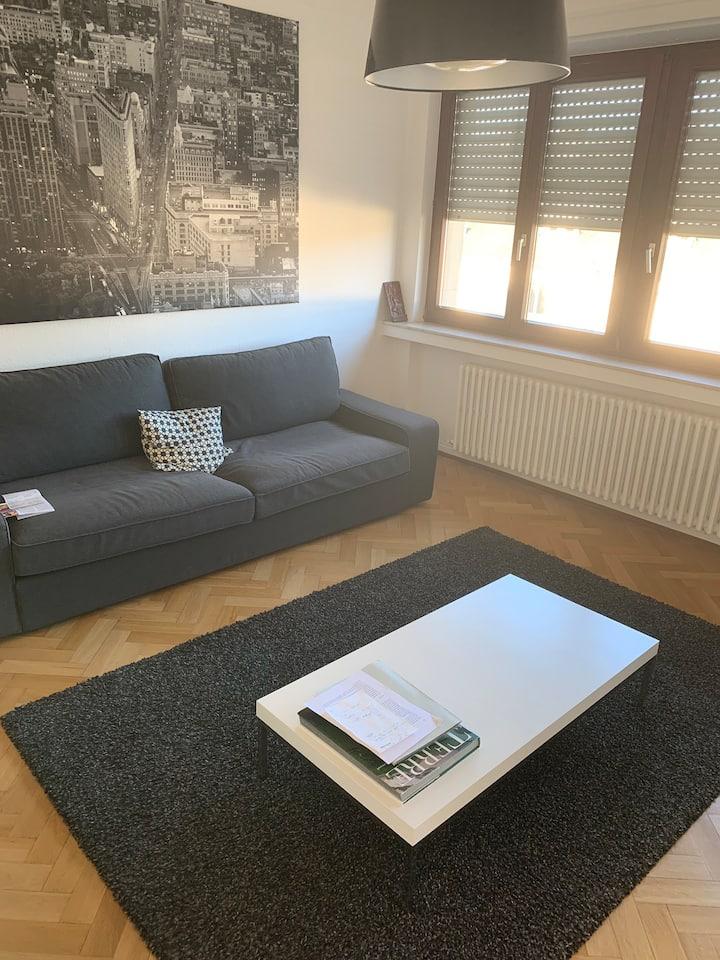 Très beau appartement situé à Belair
