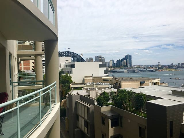 @Harbour Views, Convenience, Ensuite Room