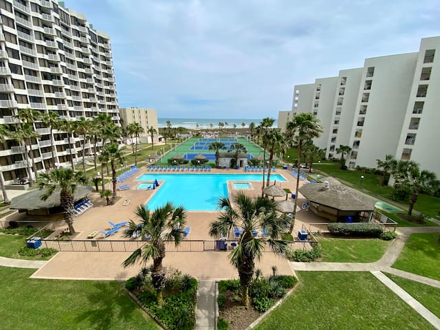 The Best Location on South Padre Island!