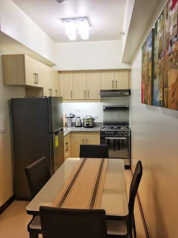 2 Bedroom Condo Unit, Lumiere Residences, Pasig