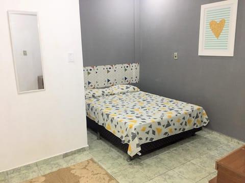Flat confortável em Nova Iguaçu, RJ