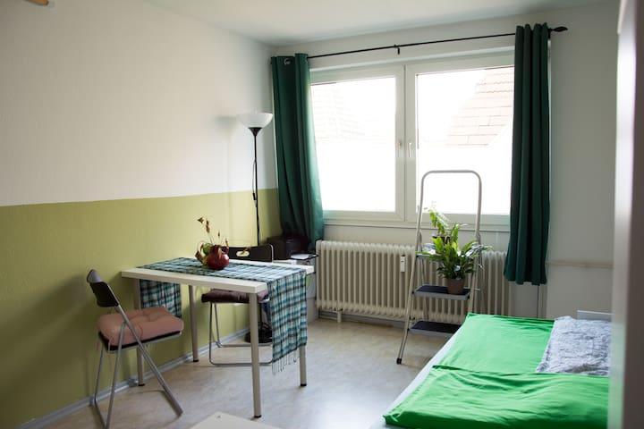 Studio Apartment in Alt-Saarbrücken