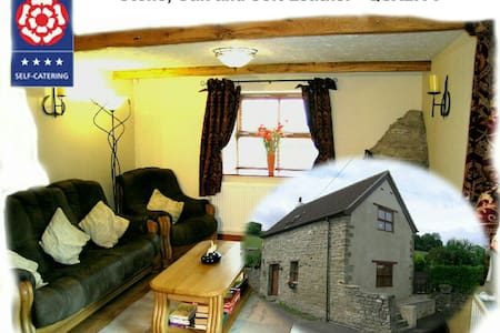 Converted Stone Stable - 4 Stars! - Ruardean, England, GB - Chalet