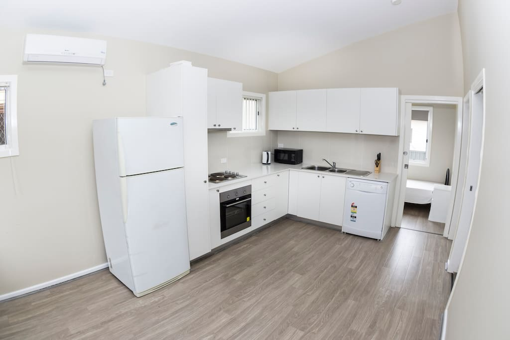 Spacious Kitchen with everything you want!