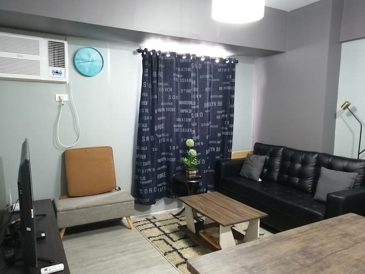 Fully-furnished One Bedroom Amaia Skies Cubao