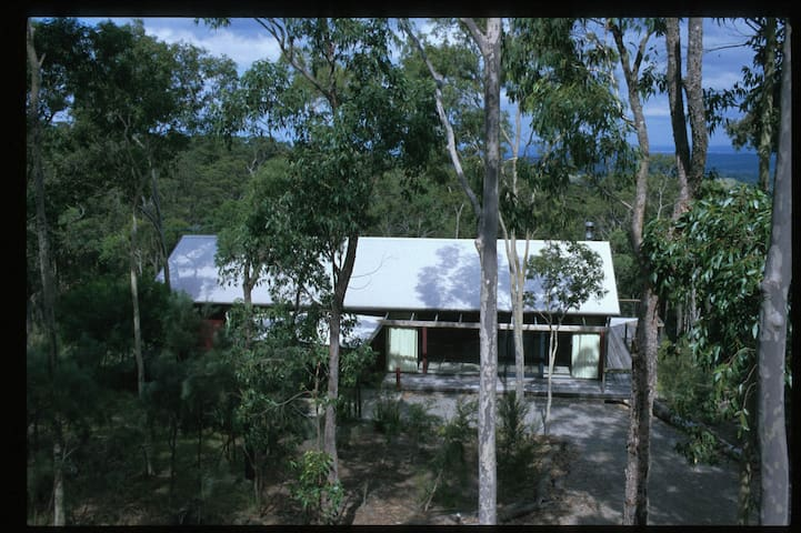 Swagman's Rest Lodge - Banjos Bushland Retreat