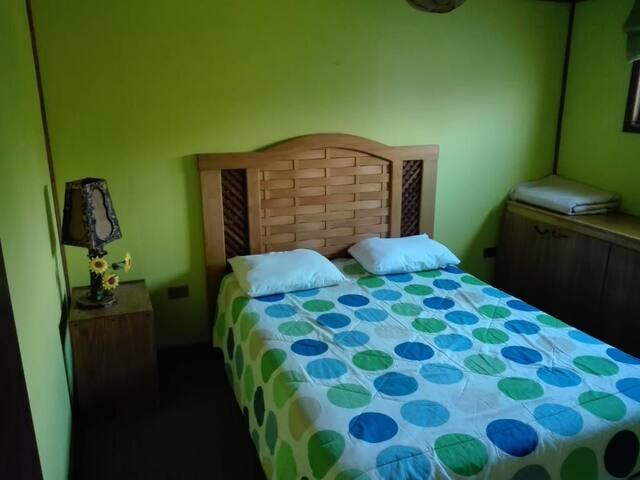 HuillinKo Hostel - Habitación 2 personas