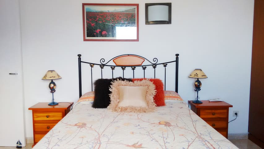 Serenity House: cosy stay in Agaete - Agaete - Daire