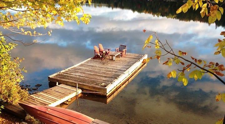 CASA MIA on Lake MacGregor
