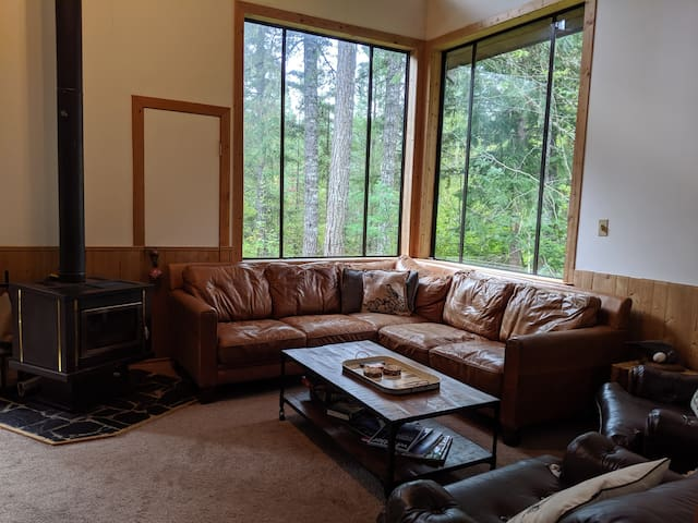 Quiet Family Whistler Cabin by lake (no parties)
