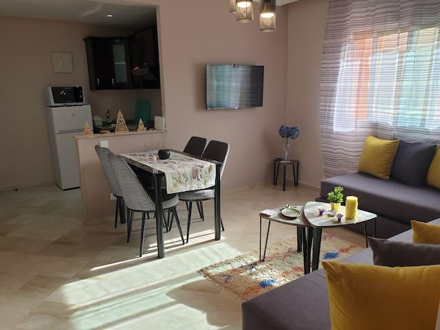 Splendide appartement en plein centre de Marrakech