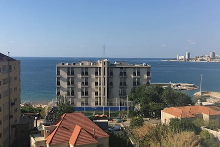 "65 m"" amazing sea view - Jounieh - Apartament"