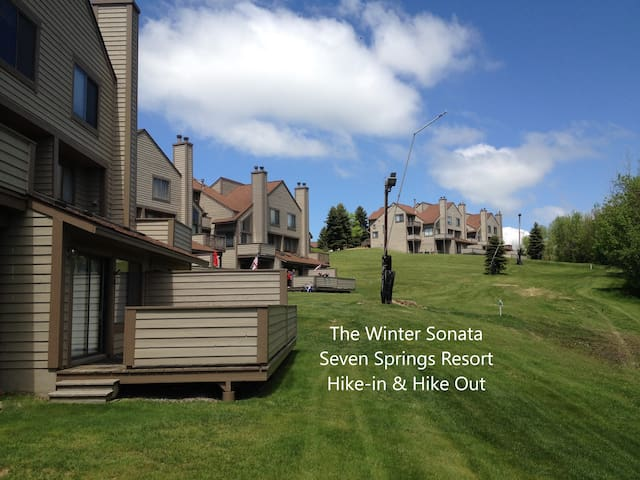 7 Springs Resort-Prime Location in the Mountains