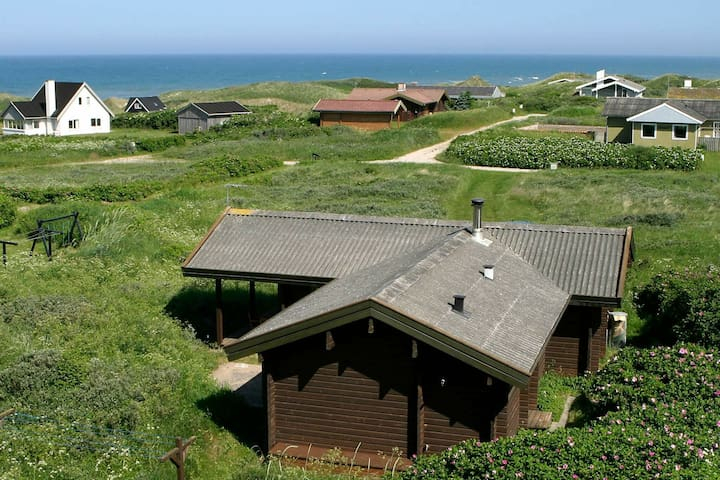 Luxurious Holiday Home in Hirtshals Near Sea