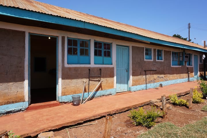 simple accommodation in Nyeri County