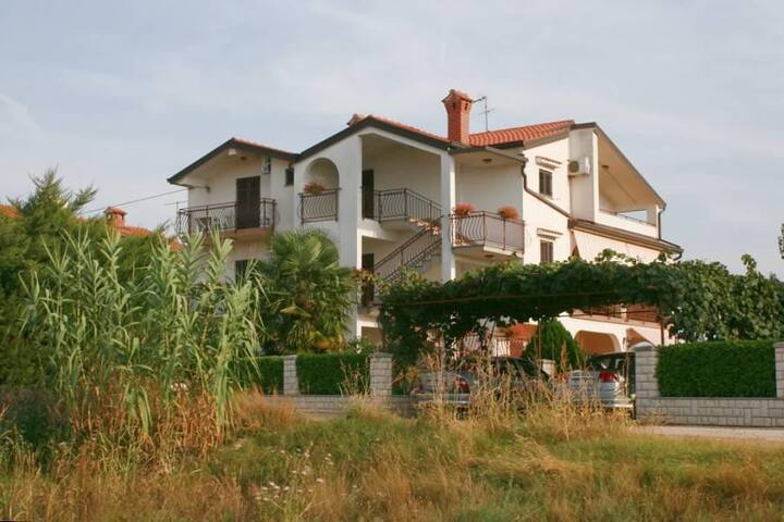 One bedroom apartment with terrace Finida, Umag (A-7019-a) - Finida - Apartment