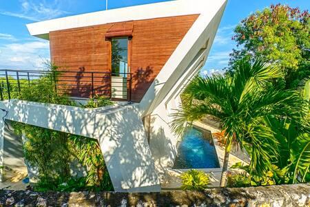 Modern Beach House at Pandawa Beach - Nusa Dua (Kutuh) Pandawa