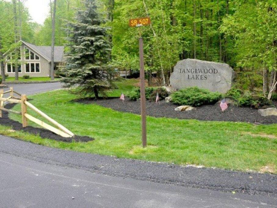 Tanglwood Lakes Resort Community
