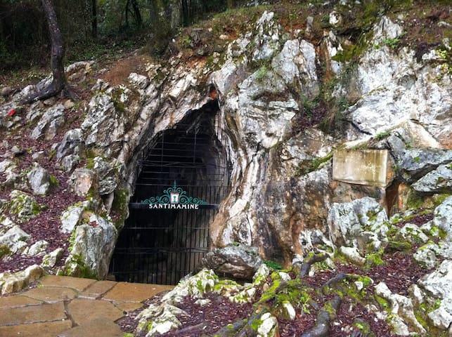 Cuevas de Santimamiñe