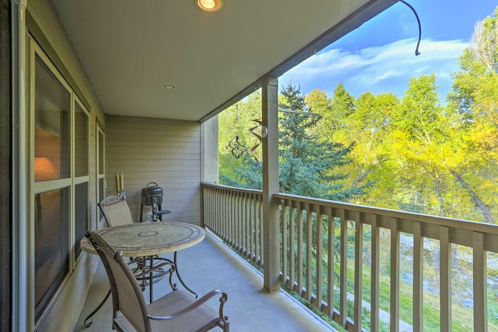 Walkable Dtwn Condo 5.7mi to Beaver Creek Ski