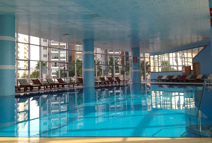 Luxury, Residential Complex, Great View, Security - Izmir