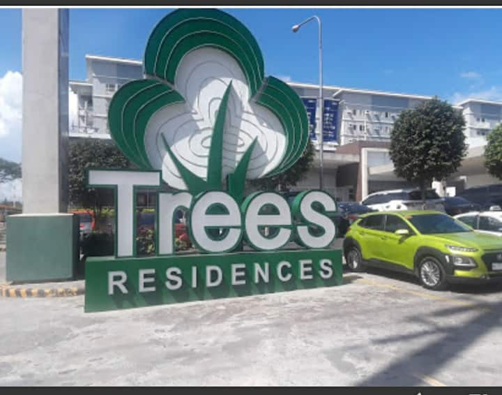 Trees Residences, a quiet and a safe place to go.