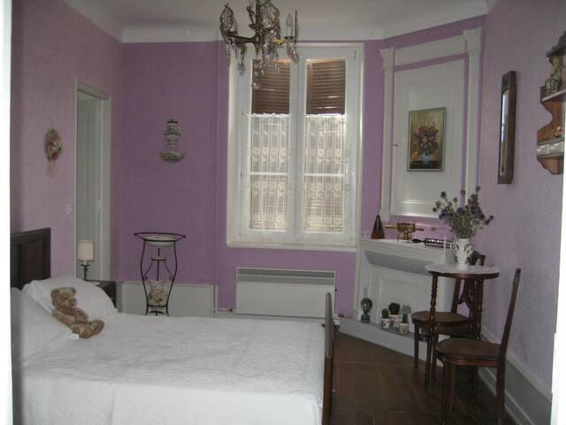 LE LOGIS DE LA LICORNE ( vinci) - Wassy - Bed & Breakfast