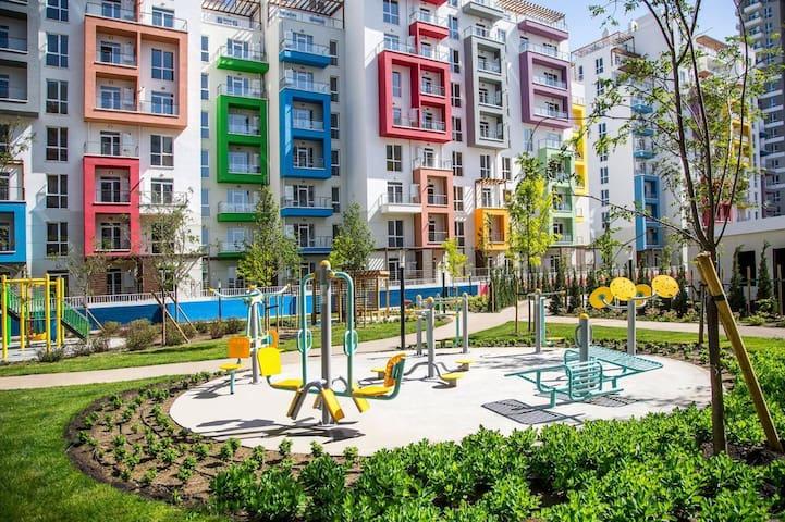 Great Aparthment in Tbilisi-Отличная Квартира