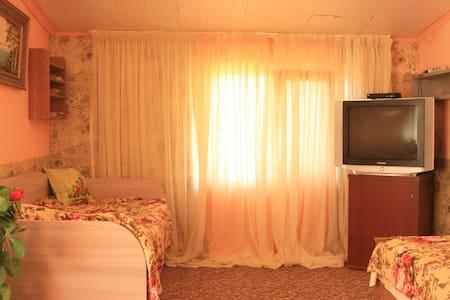 Отдельная комната, 500м от моря - Sanatoriya Chernomorye - 公寓