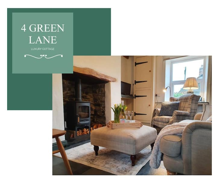 4 Green Lane Llangollen Cosy cottage