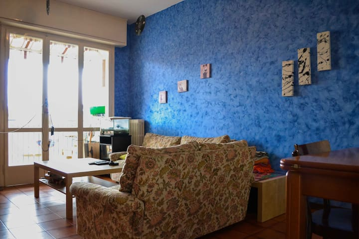 Hostal del Peregrino, friendly &  cozy. - Imola - Pis