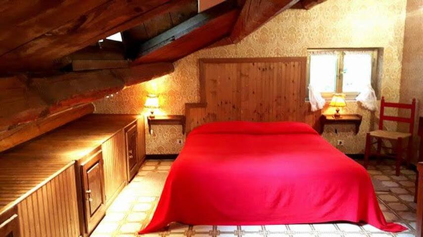 Villaggio Barilari - Casa Rossa