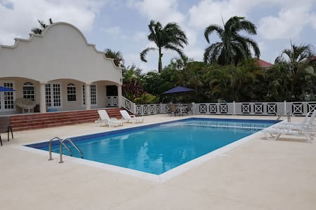 Crystal Court Condominiums (Gated) - Barbados