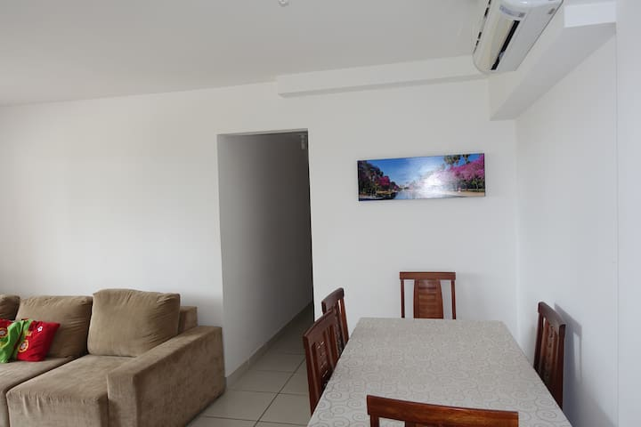 New Apartment in Luxury Complex - Cuiabá - Daire