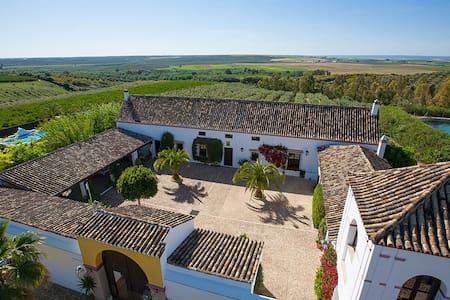 Hacienda Andaluza Las Marciagas - Aznalcázar - Willa
