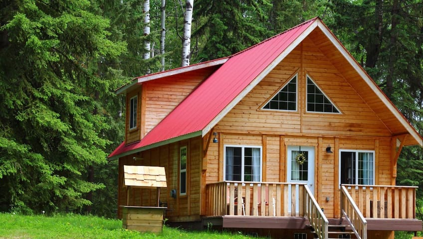 Hillview Lodge Cabin #1