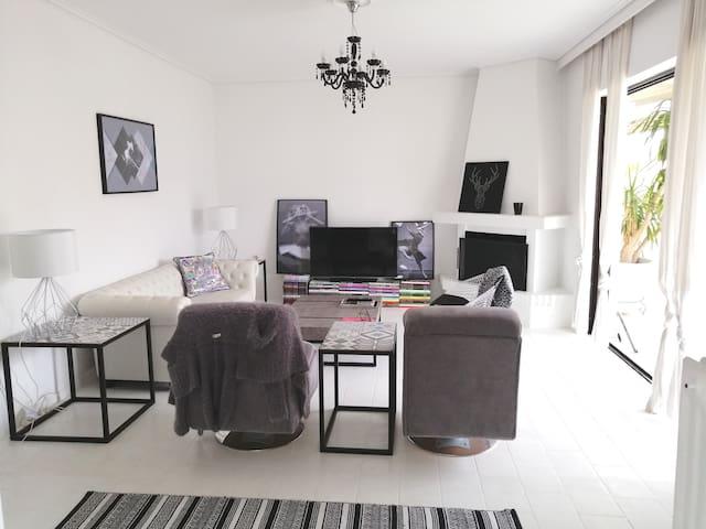 Jeff's apartment