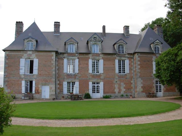 Manoir BELLEAU-BELLEAU - Notre-Dame-de-Courson