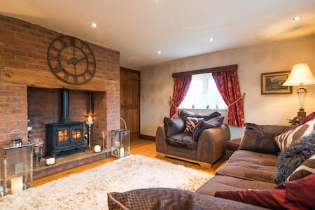 Entire Luxury Cottage - Cheshire - Warrington - Casa