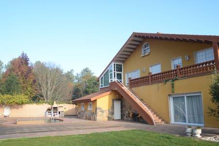 La casona de Arouchiña - Pontevedra - Huis
