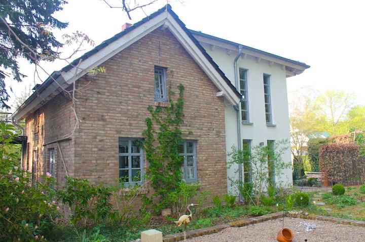 Sorgenpause - Haus in Klein Köris mit Seeblick
