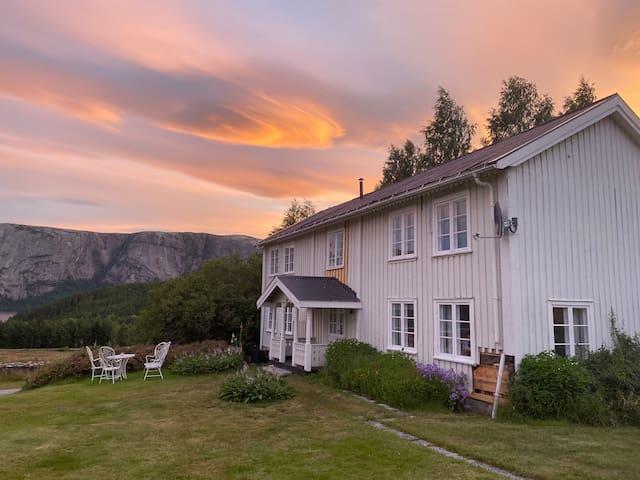 Hus med sjel fra 1750 på Nordre Årak i Nissedal