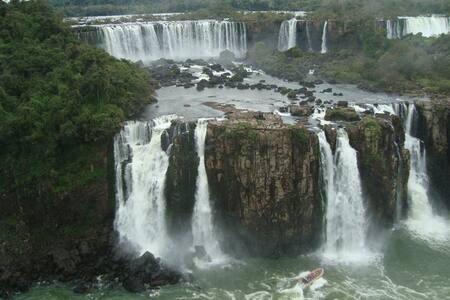 Iguassu Falls - Foz do Iguaçu