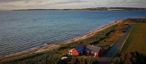 ✪ Stenkast fra strand ✪ Hygge, Ro og Skøn udsigt.